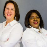 'Not an easy job but the rewards are worth it' – Vicky Goslett and Amanda Cuba