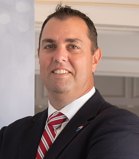 Adrian Goslett, regional director and CEO of RE/MAX of Southern Africa