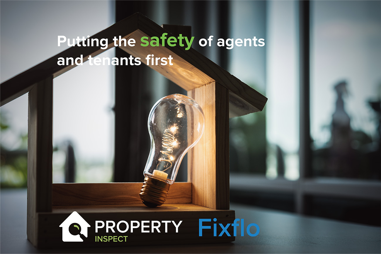 Putting the safety of agents and tenants first
