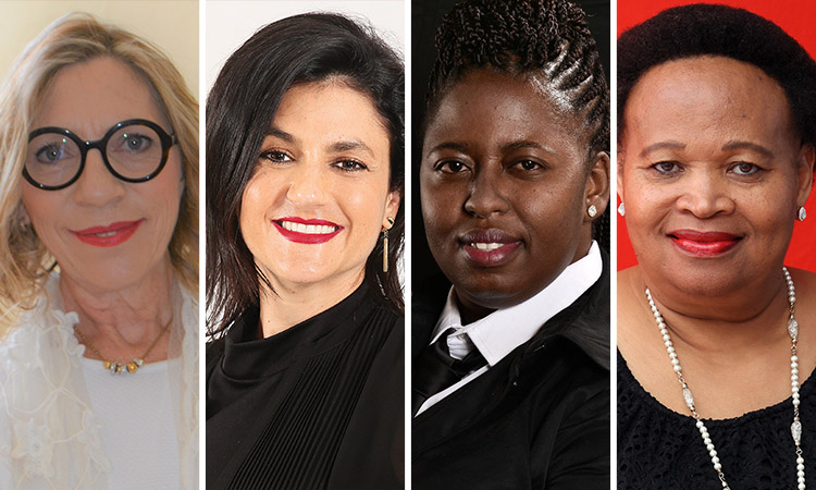 Leading women speak up