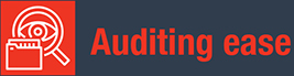 Auditing ease
