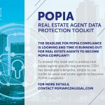 POPIA – Real estate agent data protection toolkit