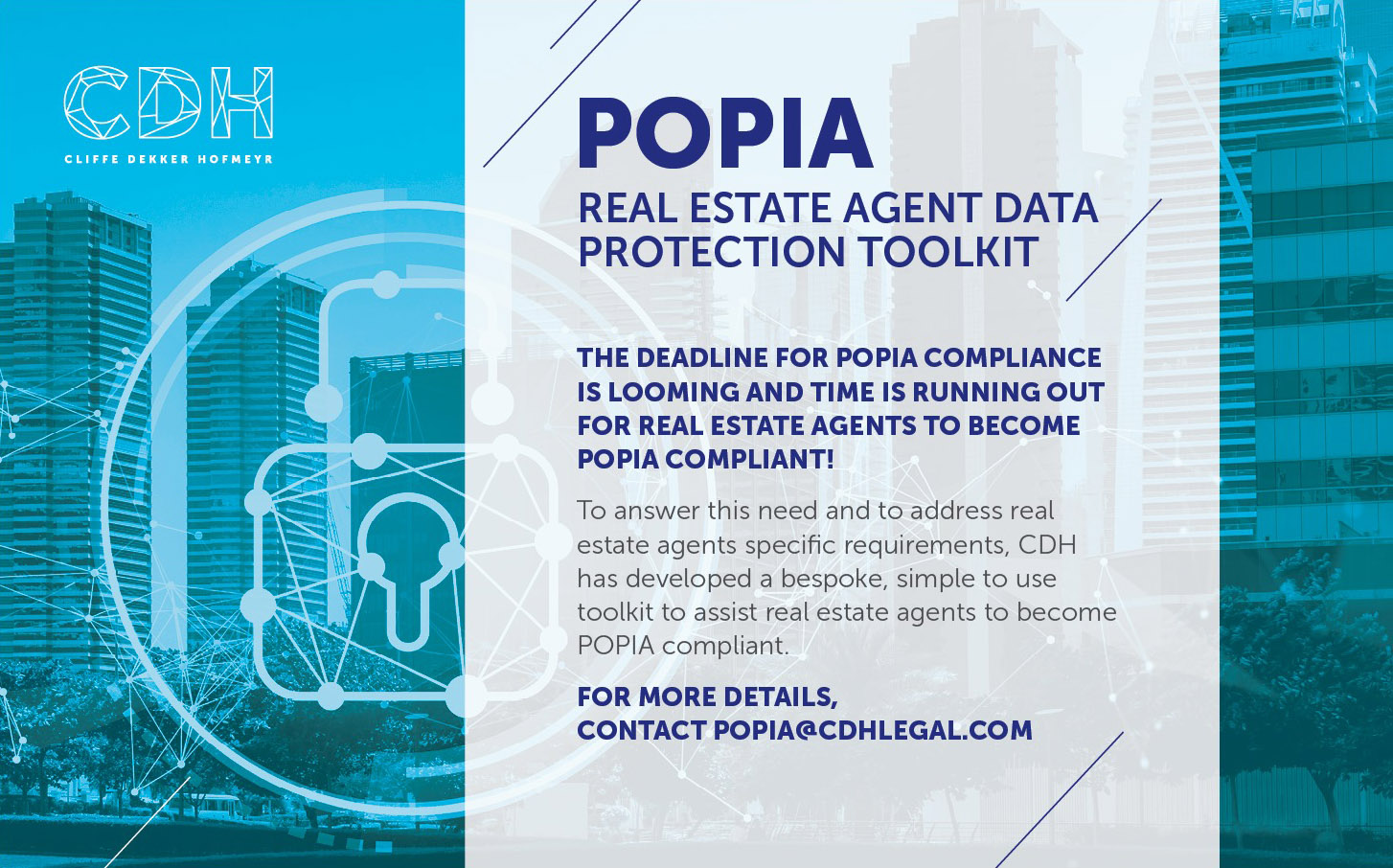 POPIA - Real estate agent data protection toolkit